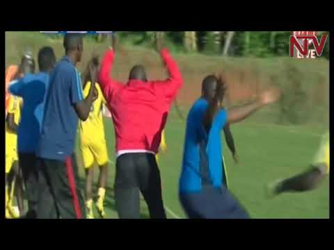 KCCA FC grabs 2-1 victory over Bright Stars
