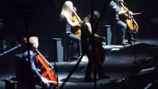 Apocalyptica - Fade To Black (live, Warszawa)