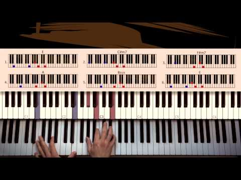 How To Play Im Not The Only One Sam Smith Original Piano Tutorial By
