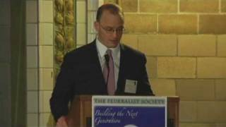 Click to play: Originalism: A Rationalization for Conservatism or a Principled Theory of Interpretation? - Event Audio/Video
