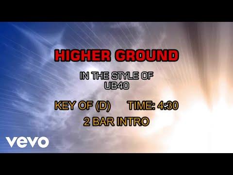 UB40 - Higher Ground (Karaoke)
