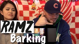 Ramz   Barking   REACTION To UK RAP GRM Daily