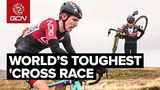 Racing The World's Toughest Cyclo-Cross Race | GCN Presenter Challenge