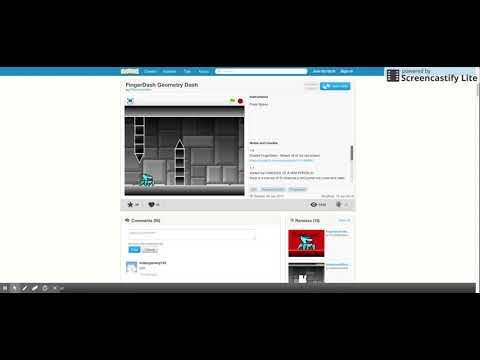 Geometry Dash v2 1 Levels 9-13 on Scratch - смотреть онлайн на Hah Life