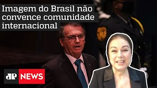 'Bolsonaro falou para Brasil paralelo na ONU, e Biden, para o mundo'