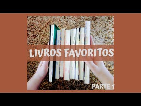 Livros Favoritos (Parte 1)