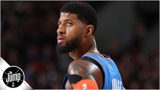 I Think Paul George Has A Torn Labrum - Tracy McGrady | B.S. Or Real Talk | The Jump