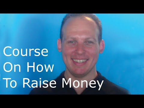 Fundraising online course on how to raise money for your business ...
