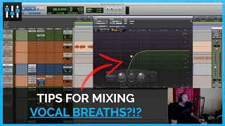 Getting Creative with Effects for Vocal Breaths in a Mix