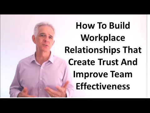 , title : 'Team Tip 1 - How To Build Workplace Relationships That Create Trust And Improve Team Effectiveness