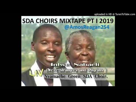 2019 NYAMACHE GREEN SDA CHOIR SONGS MIXTAPE – ZJ KIZAH