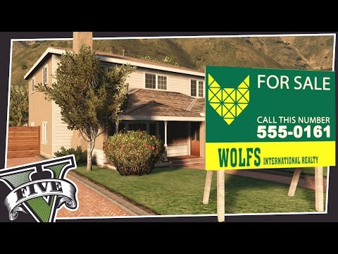 GTA 5: BUY NEW SAFEHOUSES! RENT APARTMENTS!