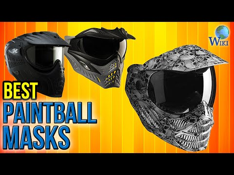 8 Best Paintball Masks 2017