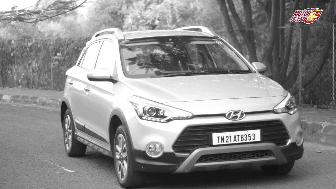 Motoroctane Youtube Video - Hyundai i20 Active vs Elite i20 - Which to buy it?