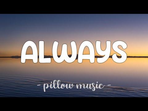 Always - Bon Jovi (Lyrics) 🎵