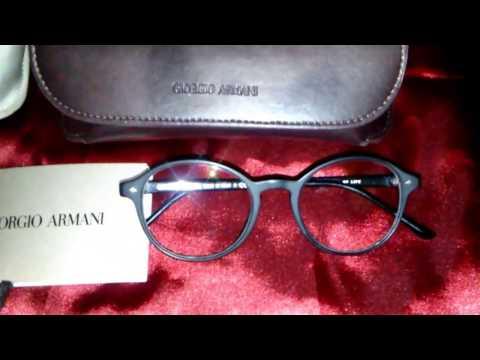 Designer Gucci and Giorgio Armani Eyeglasses from Lenscrafters.