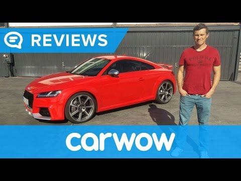 Audi TT RS 2017 review: see how fast it really accelerates | Mat Watson Reviews