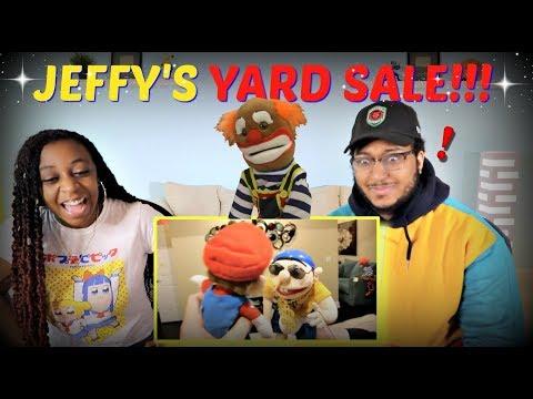 "SML Movie ""Jeffy's Yard Sale!"" REACTION!!!"