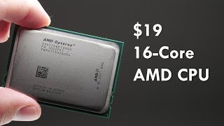 Is this 16-Core AMD Opteron 6276 worth it?