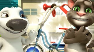 Talking Tom and Friends Minisode 7 - Hank's Bike