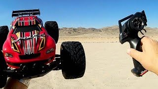 GoolRC C12 1/12 Scale 2WD RC Car Test Drive Review