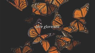 SZA   Love Galore (Lyrics)