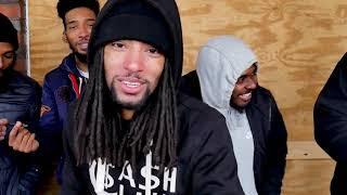"CashClub Al.B - ""Trappin Out Da Bando"" Official Music Video"