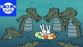 Bob a Bobek - Králíci z klobouku - Jezero krokodýlů