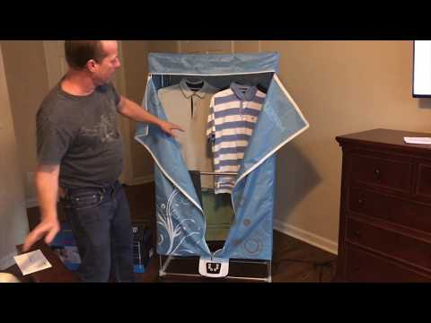 The Amazing Manatee Portable Clothes Dryer New Edition 2017