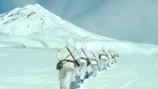 Спецназ ВВО совершил восхождение на Авачинский вулкан в рамках подготовки к «Эльбрусскому кольцу»