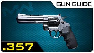 357 Stats & Best Attachments!   Modern Warfare Gun Guide #32
