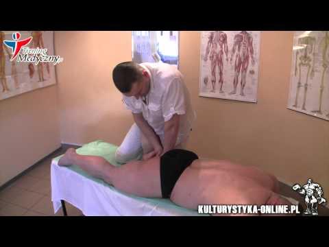 Ból w plecach i prawym ramieniu