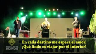 preview picture of video 'Chacarera del porteño (En vivo / Tafí del valle)'