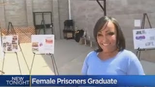 CBS 13 Features CALPIA Graduation at FWF