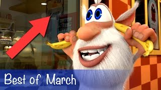 Booba - Compilation of all episodes - Best of March - Cartoon for kids
