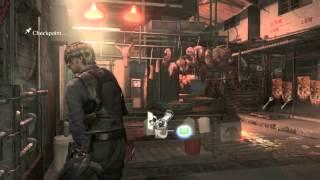 Resident Evil 6 Walkthrough (Leon Campaign) Pt. 21 - Brand New Mindset