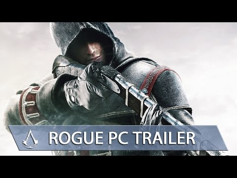 Assassin's Creed Rogue Uplay Key GLOBAL - video trailer
