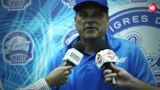 Marcador: Rueda de prensa Licey - Entrevista