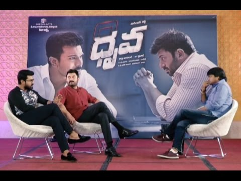 Harish Shankar Interviews Ram Charan and Arvind Swamy