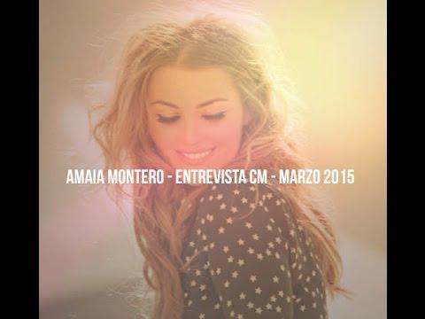 Amaia Montero video Entrevista + Acústico - Marzo 2015