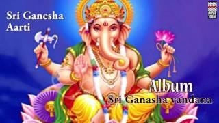 Shri Ganesh Aarti | Sadhna Sargam | (Album: Shree Ganesh Vandana)