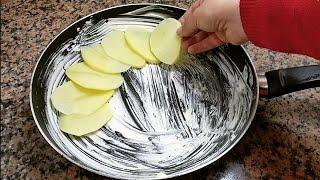 وجبة سهلة وسريعة في 5 دقائق لذيذة متشبعوش منها وبمكونات جدا بسيطة