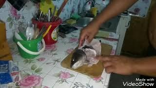Лучший рецепт приготовления рыбы на углях!!!!