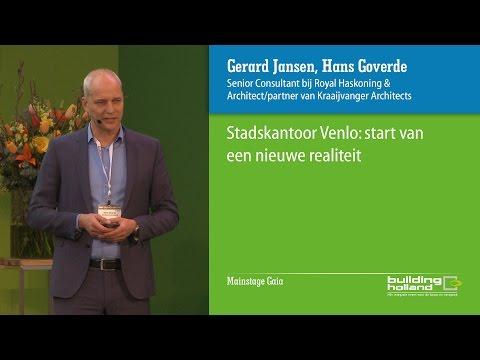 Stadskantoor Venlo: de start van een nieuwe realiteit