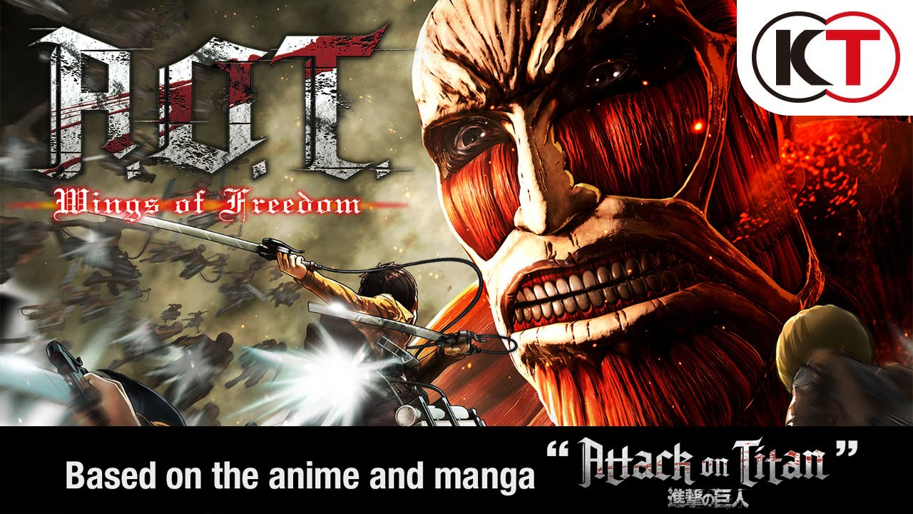 attack on titan wing of freedom