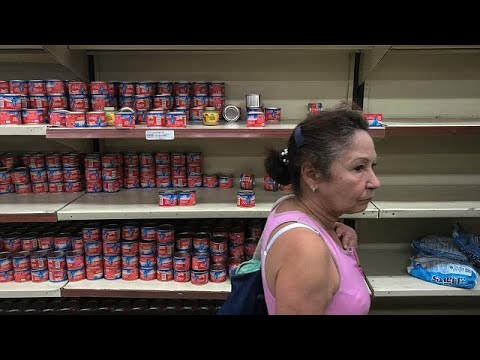 Βενεζουέλα: Λιμός και αγανάκτηση
