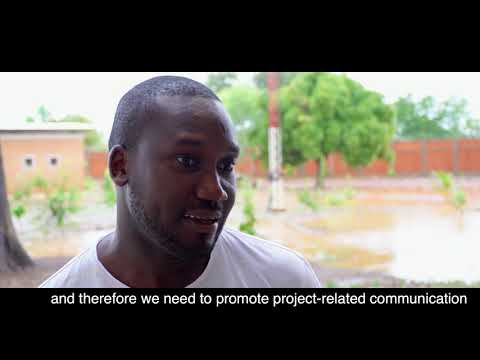 LOUMBILA - Listen to their stories - Community integration (VOFR+ENGcaption)