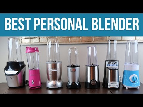 Best Personal Blender and Smoothie Maker