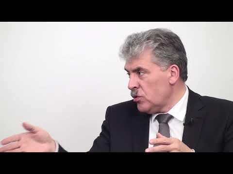 Грудинин бросает вызов власти Откровенный разговор с Максимом Шевченко
