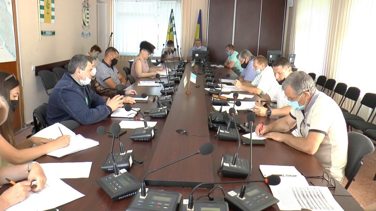 Засідання штабу з контролю за ходом підготовки та проведенням опалювального сезону 2020-2021